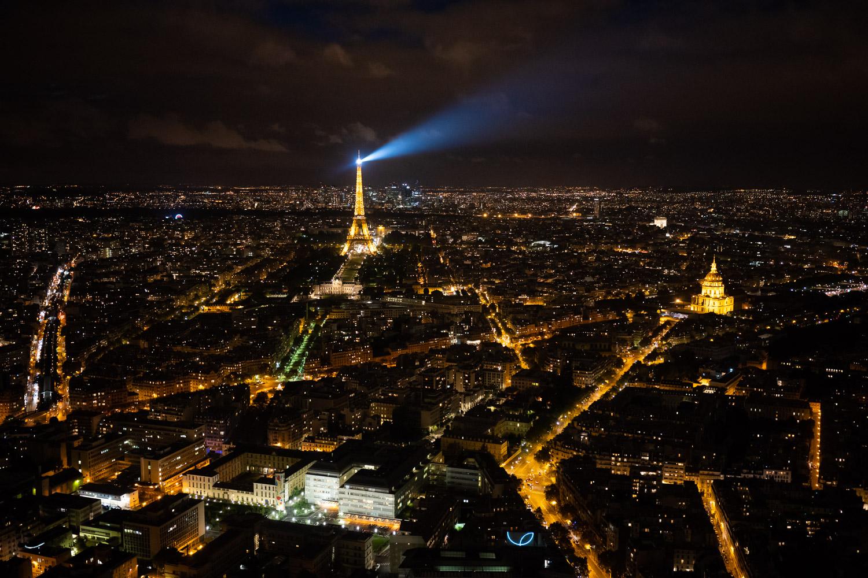 Paris 2018 Tour Montparnasse View (Sep 23, 2018)
